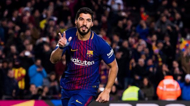 Messi siêu kiến tạo, giúp Barca giành lợi thế trước Valencia ở bán kết cúp Nhà vua