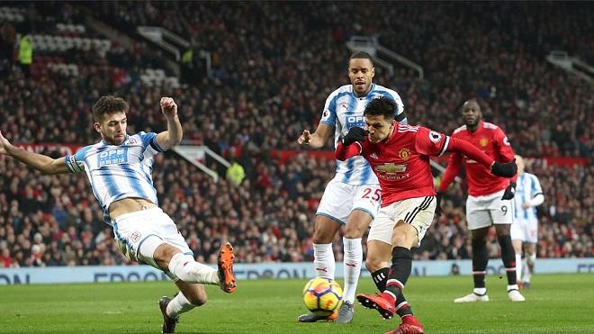 ĐIỂM NHẤN M.U 2-0 Huddersfield: Alexis Sanchez mở tài khoản, Mourinho răn đe Pogba