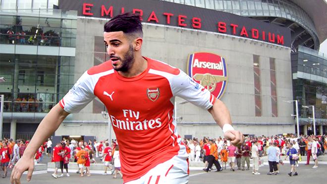 CHUYỂN NHƯỢNG 4/2: M.U sắp có sao trẻ 18 tuổi. Arsenal gia nhập cuộc đua giành Mahrez