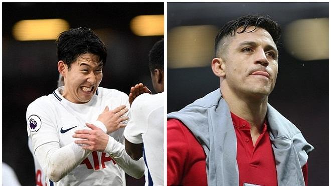 QUAN ĐIỂM: 'Tôi sẽ chọn Son Heung-min mỗi tuần thay vì Sanchez'