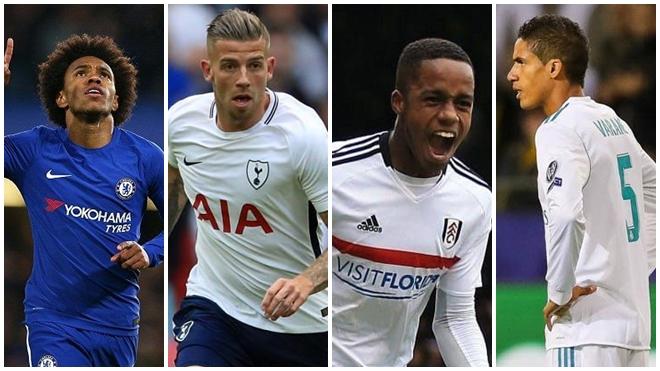 5 cầu thủ M.U nên mua ngay trong mùa Hè 2018