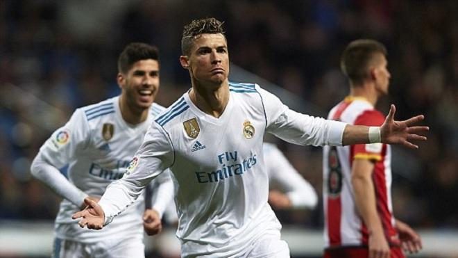 Ronaldo giờ rê bóng kém đi, nhưng là siêu sát thủ trong vòng cấm của Real Madrid