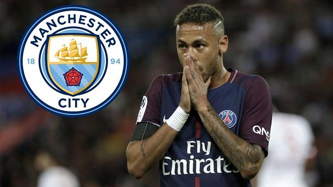 CHUYỂN NHƯỢNG 24/3: Man City gia nhập cuộc đua giành Neymar. Ronaldo đòi lương cao hơn Messi