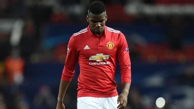 Mourinho: 'Pogba xuống phong độ chẳng liên quan gì đến chấn thương'