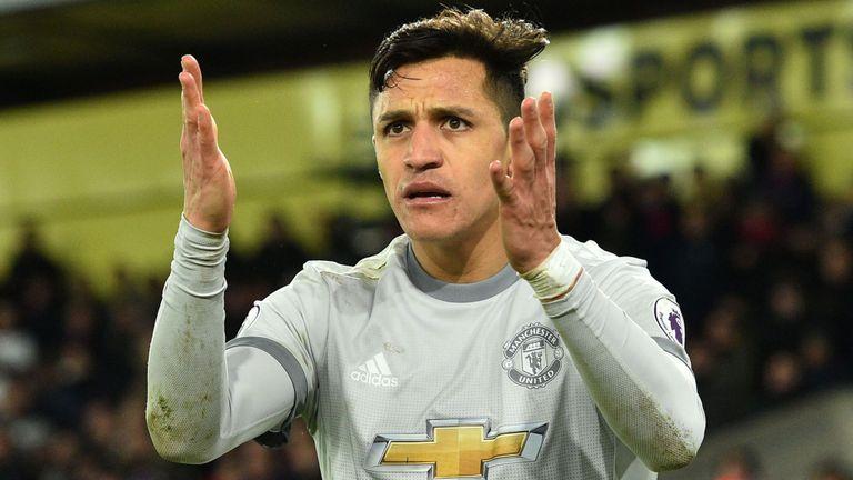Vị trí nào cho Sanchez ở M.U?