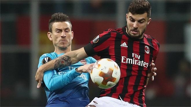 AC Milan 0-2 Arsenal: Pháo thủ trở lại, Wenger lại được cứu rỗi
