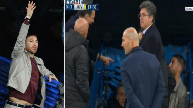 Sergio Ramos có thể vắng mặt ở bán kết Champions League vì lý do hy hữu