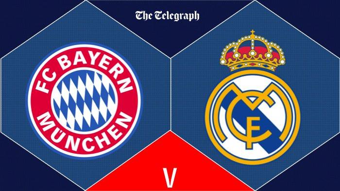 Người Real nói gì khi đụng độ Bayern ở bán kết Champions League?