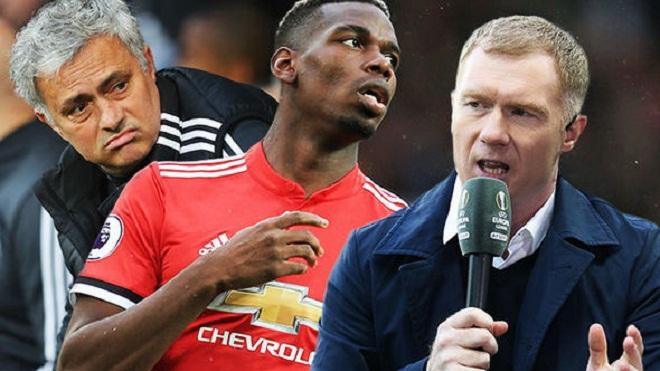 Scholes: 'Cứ đá như thế này thì chẳng ai giỏi hơn Pogba'. Mourinho: 'Đó là màn trình diễn đỉnh cao'