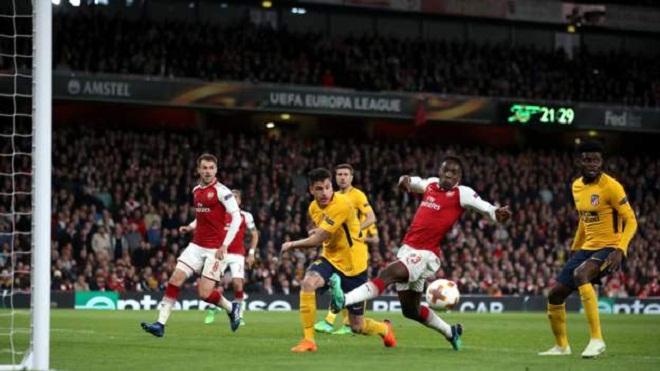 Video bàn thắng trận Arsenal 1-1 Atletico: Hơn người 80 phút nhưng hòa trong thất vọng