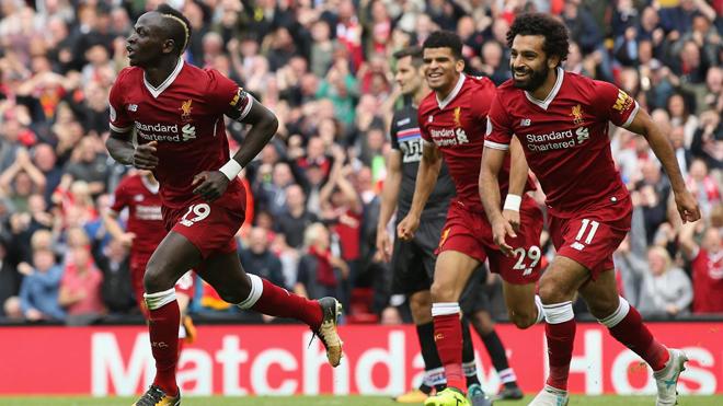 Liverpool 0-0 Stoke City: Salah bỏ lỡ cơ hội khiến The Kop chia điểm trên sân nhà