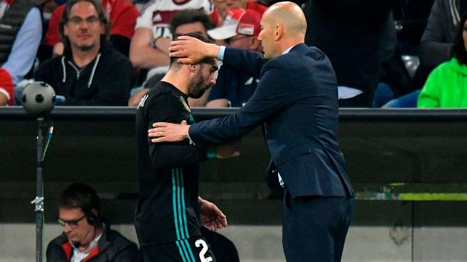 Real Madrid chắc chắn mất 2 trụ cột ở trận bán kết lượt về với Bayern