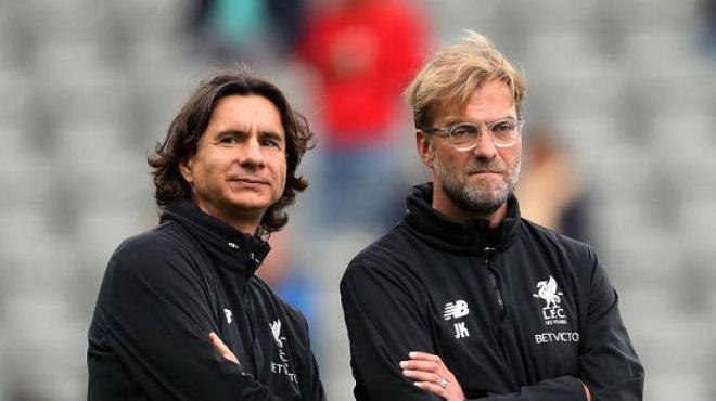Liverpool lo sốt vó vì Klopp mất 'bộ não', 'cánh tay phải' ở thời điểm cực kỳ quan trọng