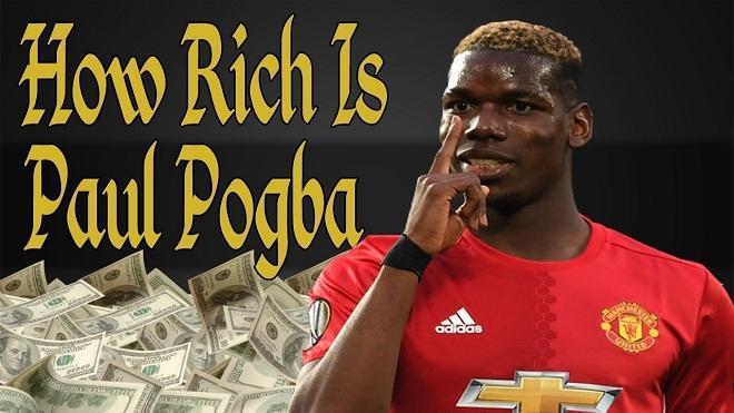 Chơi cực tệ, Pogba và Oezil vẫn thuộc hàng sao thể thao giàu nhất ở Anh