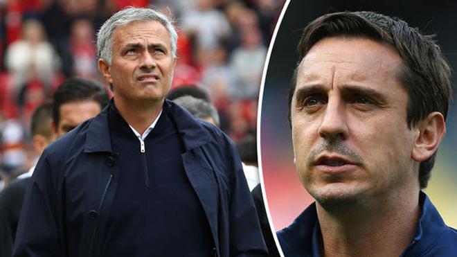 Mourinho đã làm hòa Conte nhưng lại gây chiến với thành viên của 'thế hệ 92'