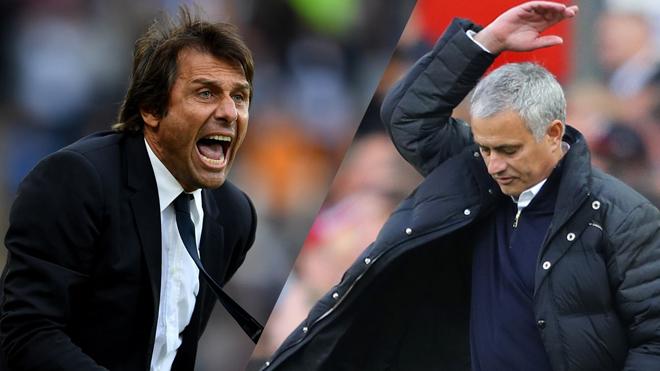 Mourinho : 'Thắng Chelsea cũng chả quyết định được mùa giải'; Conte: 'Tôi cam kết tương lai với CLB'