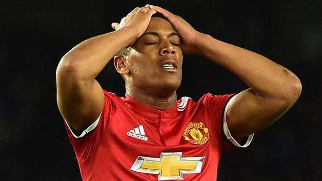 Martial nên rời M.U để tìm kiếm cơ hội trở lại tuyển Pháp