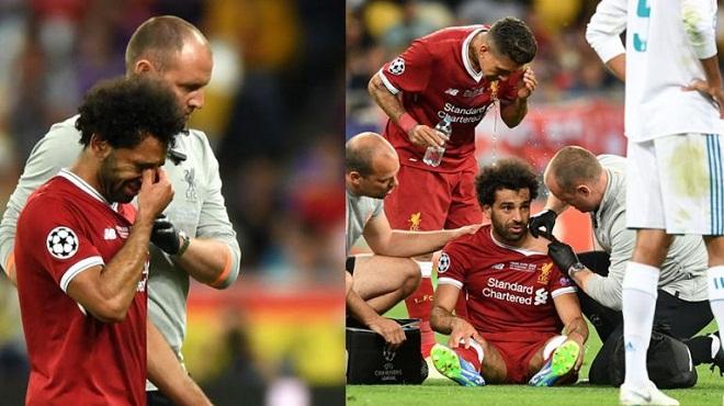 Salah nghỉ 3-4 tháng, mất World Cup, Lampard và Ferdinand vẫn bảo vệ Ramos