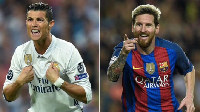 Vô địch Champions League, Real Madrid vẫn đứng sau Barca ở châu Âu