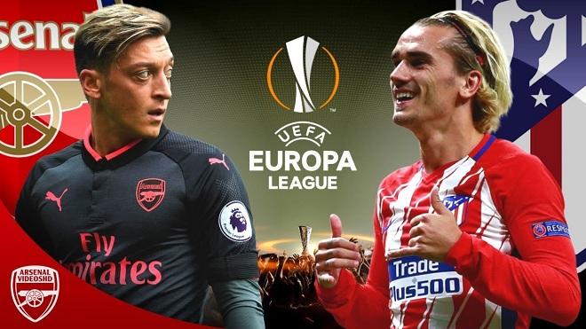 Xem trực tiếp Atletico Madrid vs Arsenal (2h05 ngày 4/5) ở đâu?