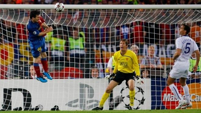 Messi: 'Bàn thắng tuyệt nhất của tôi là vào lưới M.U ở chung kết Champions League'