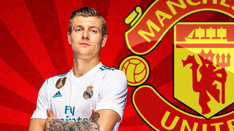 CHUYỂN NHƯỢNG M.U 25/6: Duyệt mua Kroos 70 triệu bảng. Martial đã ở rất gần Juventus