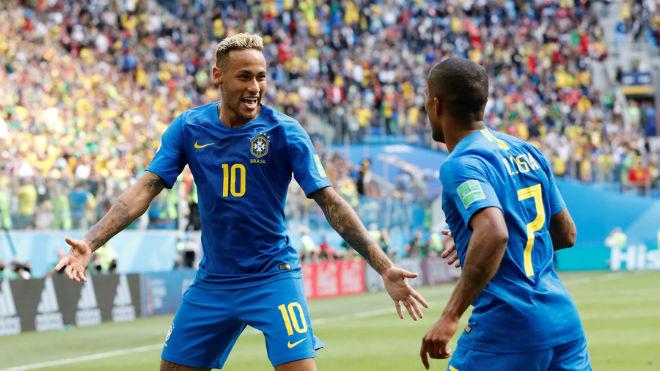 'Đức đã bị loại, Brazil giờ là ứng viên số 1 vô địch World Cup'