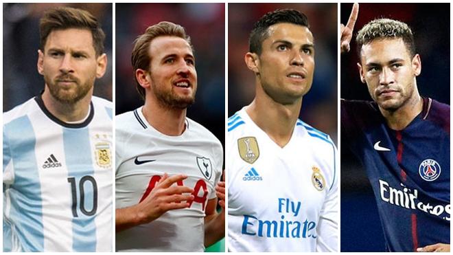 Vượt Messi, Ronaldo: Harry Kane là cầu thủ đắt giá nhất tại World Cup 2018