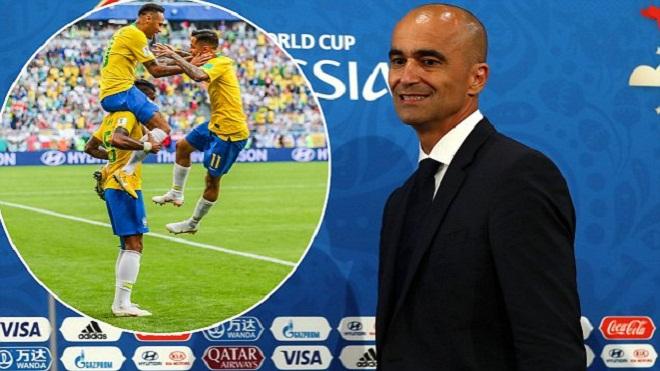 CẬP NHẬT tối 3/7: HLV Bỉ gọi Brazil là đội 'mạnh nhất World Cup'. Real ra thông báo chính thức về Neymar