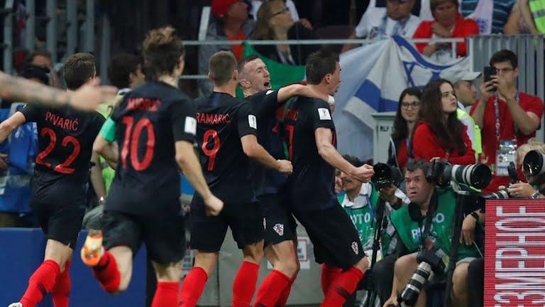Croatia vào Chung kết gặp Pháp, Anh tranh hạng Ba với Bỉ