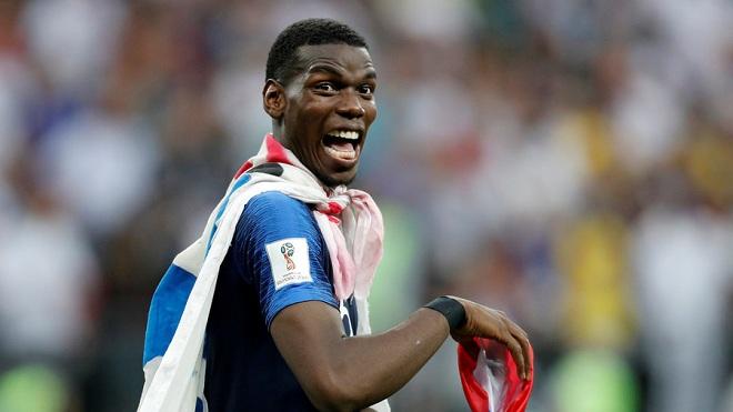 Pháp vô địch, Pogba hát 'It's coming home' chế giễu tuyển Anh