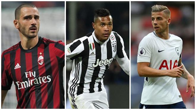 Các mục tiêu chuyển nhượng của M.U: Từ Bale tới Alderweireld