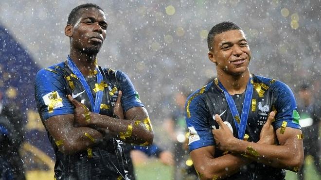 M.U cần giải phóng Pogba: Vai trò ở tuyển Pháp sẽ hiệu quả ở Premier League