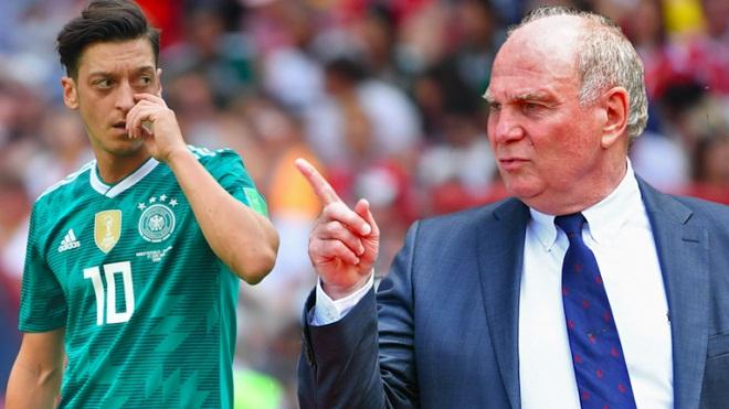 CẬP NHẬT sáng 24/7: Hoeness bị chửi 'ngu xuẩn' vì Oezil. Maguire mở đường đến M.U. Barca 'cướp' Malcom từ Roma