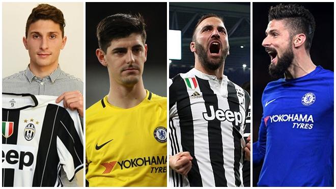 Chuyển nhượng Chelsea: Nhắm trung vệ mới, có thể bán Giroud và Courtois