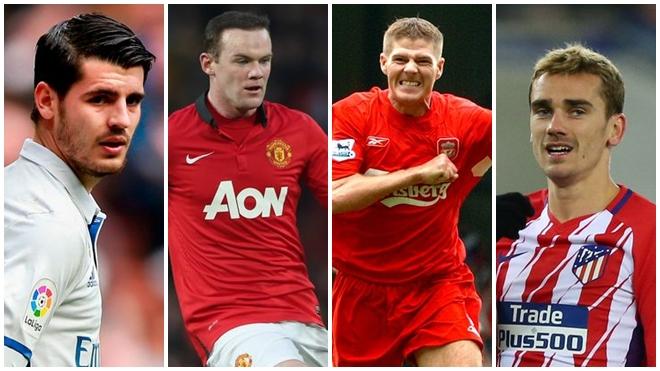 Đội hình 11 ngôi sao nói không với Mourinho