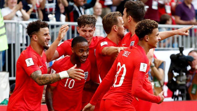 Đánh bại Thuỵ Điển, Anh gặp Croatia ở Bán kết. Trận bán kết còn lại: Pháp vs Bỉ