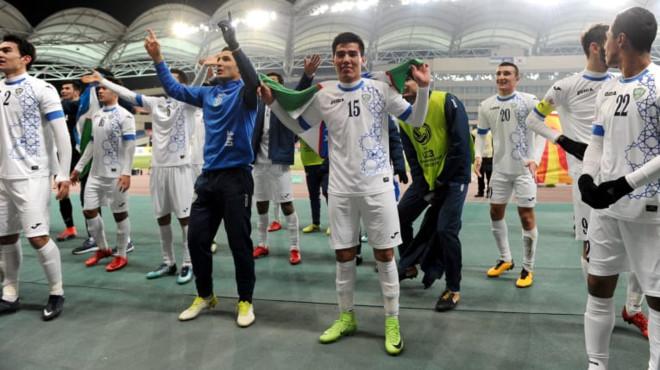U23 Uzbekistan 3-0 U23 Hồng Kông: Đá hơn người, Uzbekistan ung dung vào tứ kết ASIAD 2018