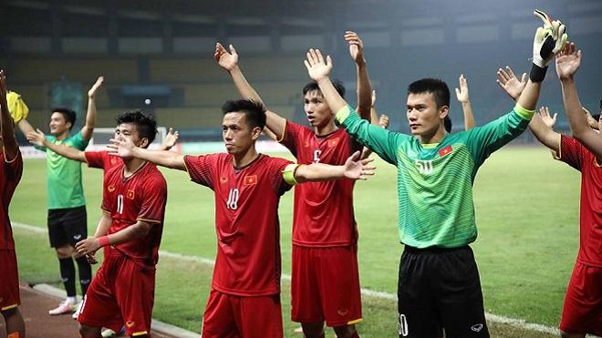 Thắng U23 Bahrain, người hâm mộ Việt Nam đã mơ về HCV ASIAD 2018