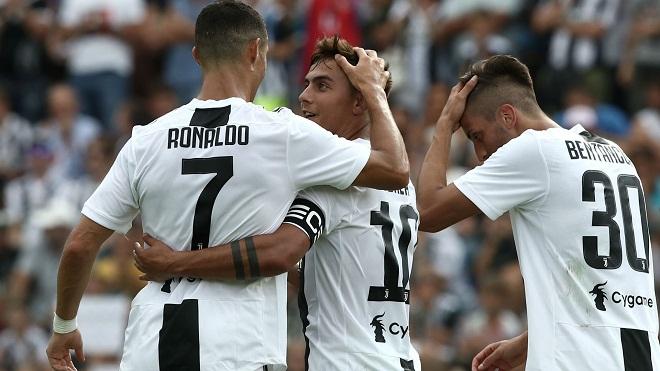 Link xem trực tiếp Juventus vs Lazio (23h00, 25/8)