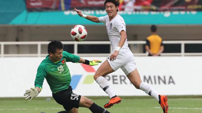Đây là một trong những lý do khiến U23 Việt Nam thua U23 Hàn Quốc