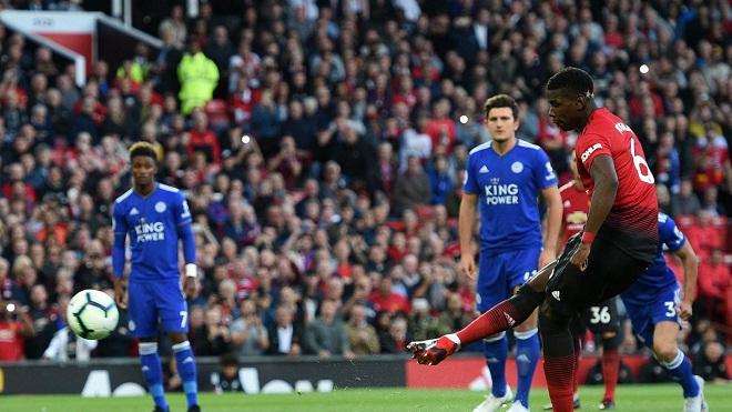 Người hâm mộ phát sốt với pha đá penalty theo phong cách... Zaza của Pogba