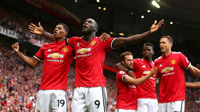 M.U: Lukaku vẫn là điểm tựa lớn nhất, là cơ sở cho giấc mơ chinh phục của Mourinho