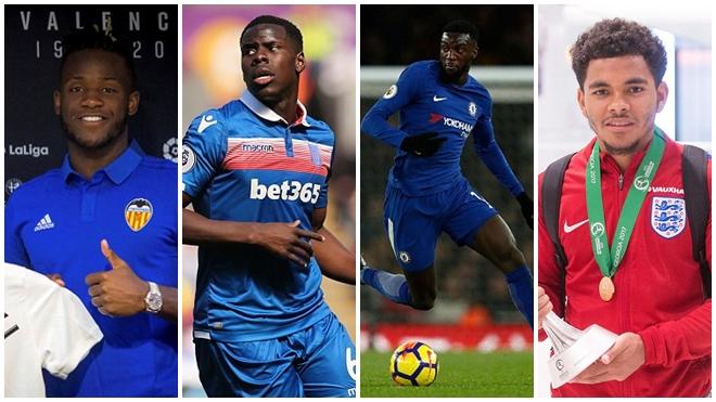 SỐC!!! Chelsea cho mượn... 31 cầu thủ trong Hè 2018