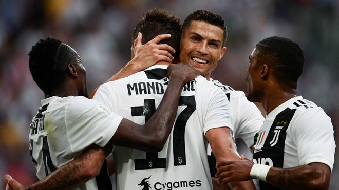 Link xem TRỰC TIẾP Parma vs Juventus (1h30, 2/9)