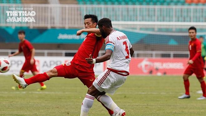Video clip bàn thắng U23 Việt Nam 1-1 U23 UAE (Pen 3-4): Xa rồi, giấc mơ HCĐ