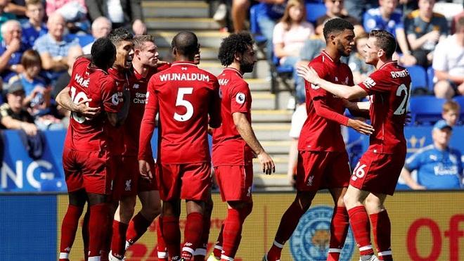 Leicester 1-2 Liverpool: Mane và Firmino lập công, 'The Kop' xây chắc ngôi đầu bảng