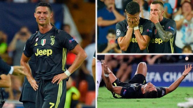 Vụ Ronaldo nhận thẻ đỏ: Chỉ bị cấm 1 trận, trở lại đối đầu M.U