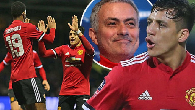 TIN HOT M.U 22/9: Sanchez nhận tin vui từ Mourinho. 'Pogba không bằng James Milner'