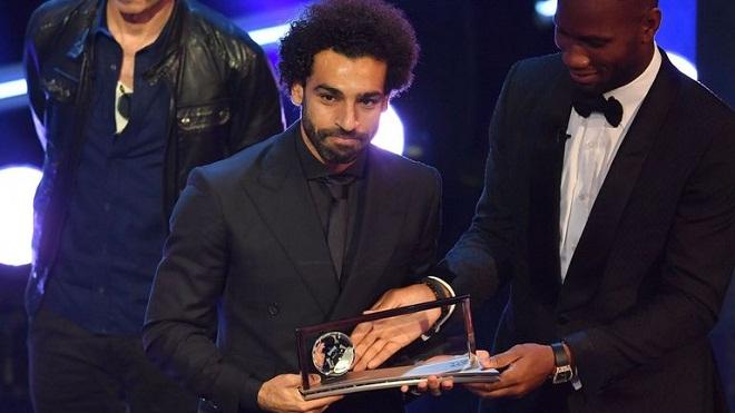 Salah khiến CĐV tranh cãi khi vắng mặt trong ĐHTB của FIFA dù lọt top 3 giải The Best